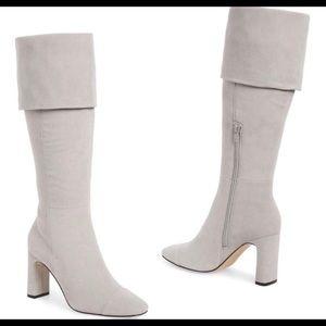 NEW Something Navy Mia Knee HighSuede Boots sz 9.5